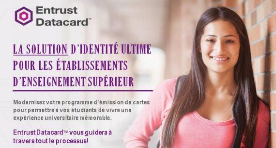 EDC – Solutions complètes pour l'identification de vos étudiants